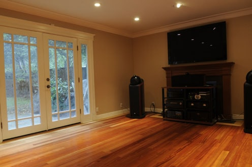 Kitchen Hardwood Flooring | San Jose | Dan Hardwood Floors