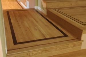hardwood hallway flooring image 2