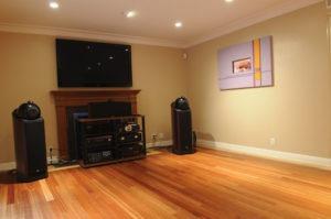 Kitchen hardwood floor 2