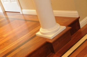 Hardwood flooring border 02