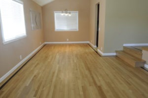 Hardwood flooring living and dinning room 03