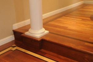 Hardwood flooring border 04