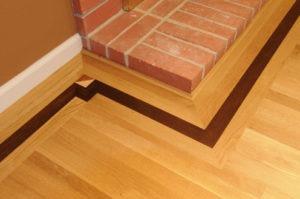 Hardwood flooring border 05